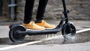 Electric Scooter - Image credit: Pure Electric