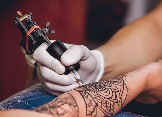 tattoo gun machine