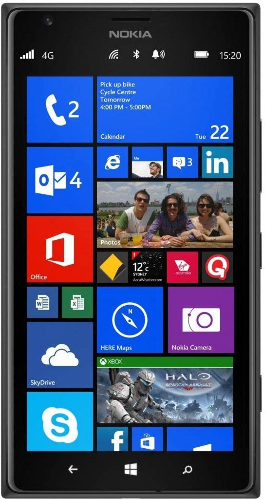 windows 10 mobiles